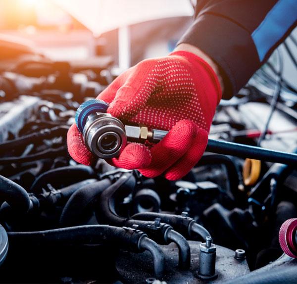 Auton ilmastointihuolto
